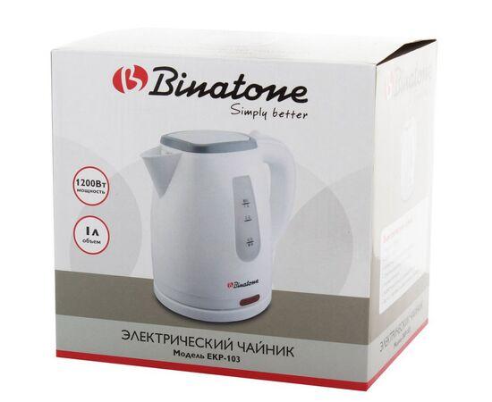 Электрочайник Binatone EKP-103 фото, изображение 4