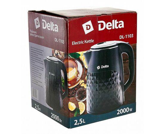 Электрочайник DELTA DL-1103 фото, изображение 2