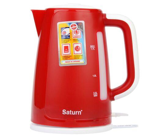 Электрочайник Saturn ST-EK8435 красный фото