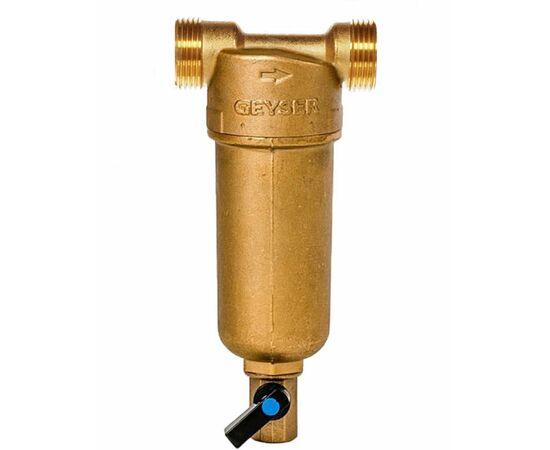 """Фильтр Гейзер Бастион 121 для горячей воды 3/4"""" (32669) фото, изображение 3"""