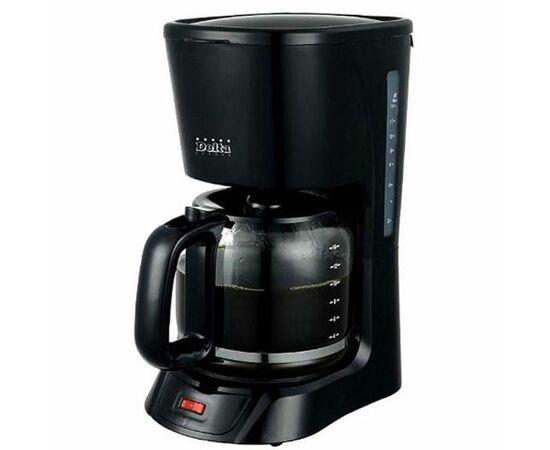 Кофеварка капельная DELTA DL-8141 черная фото