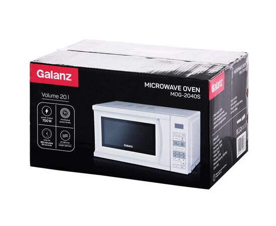 Микроволновая печь Galanz MOG-2040S фото, изображение 6