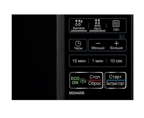 Микроволновая печь LG MS 2042 DB фото, изображение 3
