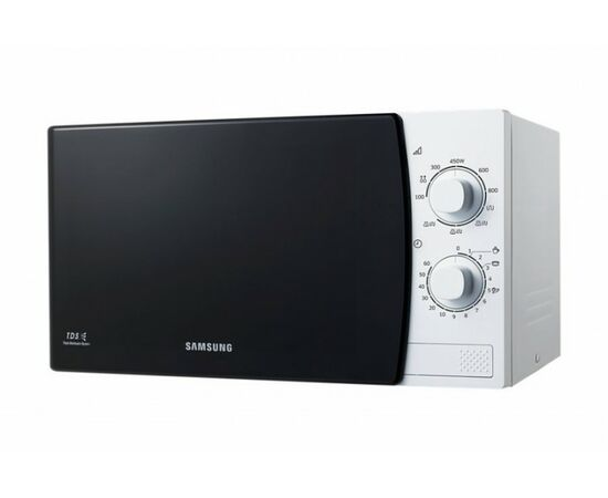 Микроволновая печь Samsung ME81KRW-1-BW фото, изображение 2