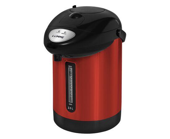 Термопот Lumme 2,5л LU-3830 красный рубин фото