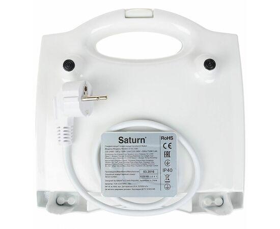 Бутербродница-гриль Saturn EC1081 (ST-EC1081) фото, изображение 5