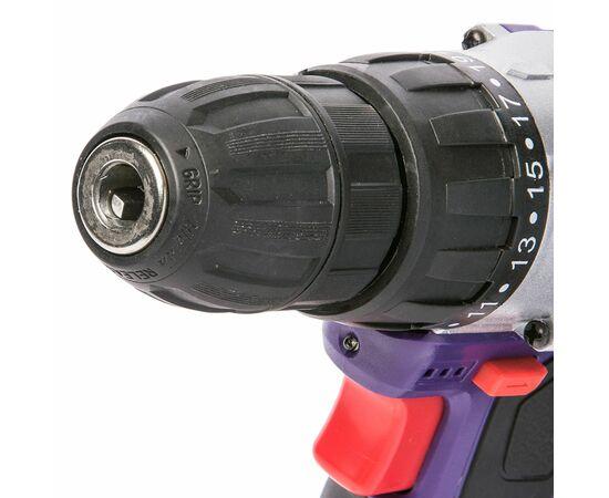 Шуруповерт аккумуляторный WBR ABS-12/2Li фото, изображение 2