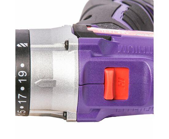 Шуруповерт аккумуляторный WBR ABS-12/2Li фото, изображение 3