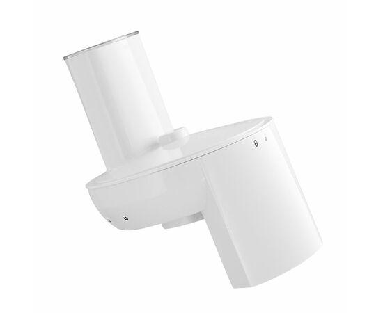 Кухонный комбайн DELTA LUX DL-7500PV белый-бордо фото, изображение 8