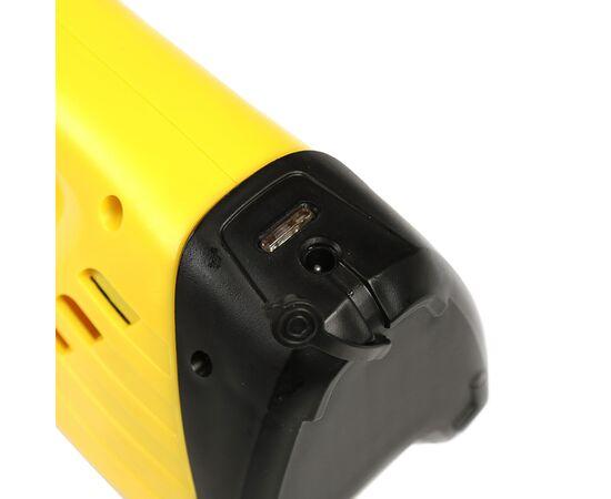Мойщик окон DELTA МО-505 желтый фото, изображение 4