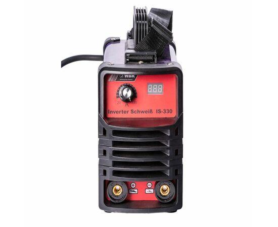 Инверторный сварочный аппарат WBR IS-330 фото