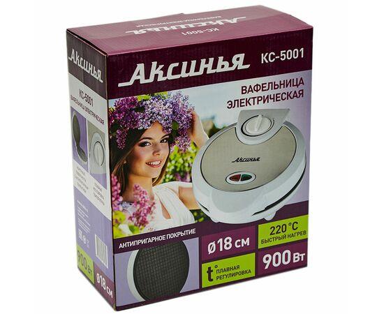 Вафельница Аксинья КС-5001 Классика фото, изображение 5