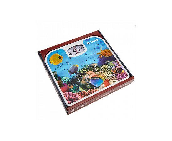 Весы напольные DELTA D-9409 Подводный мир фото, изображение 2