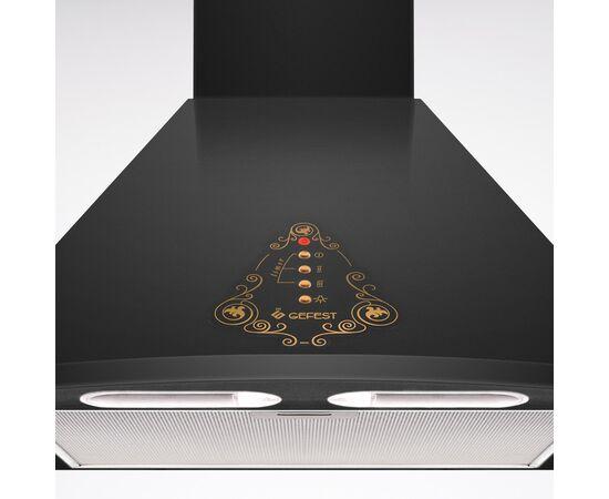 Вытяжка кухонная Gefest BO1504К83 Ретро фото, изображение 3
