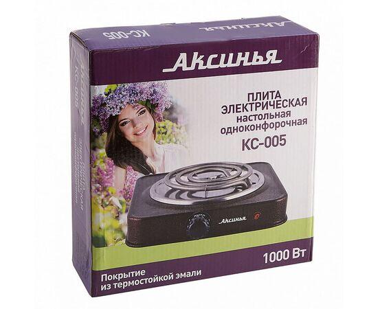 Электроплитка Аксинья КС-005 1конф. фото, изображение 2
