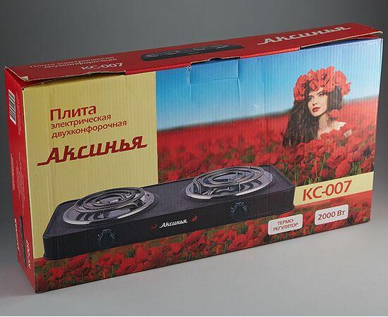 Электроплитка Аксинья КС-007 фото, изображение 2