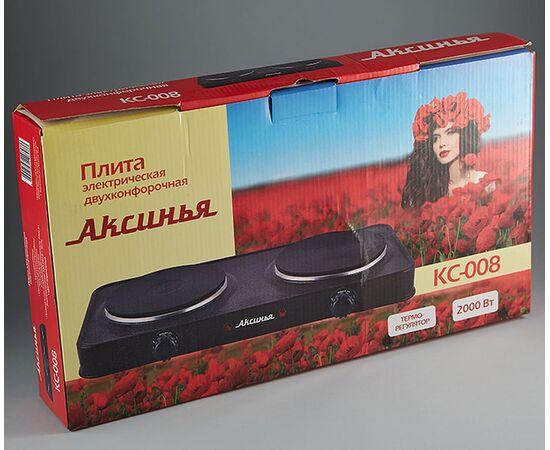 Электроплитка Аксинья КС-008 фото, изображение 2