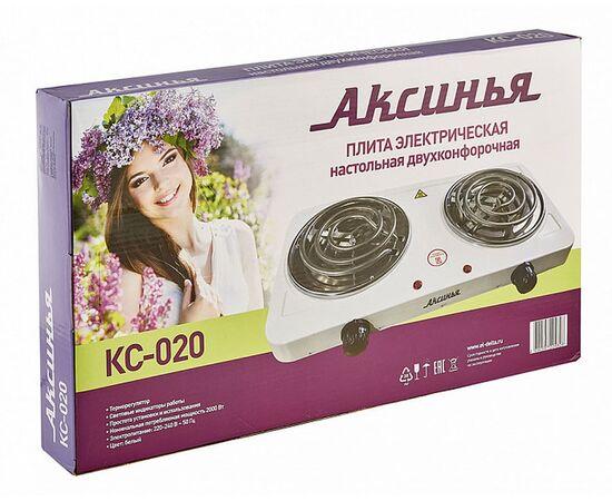 Электроплитка Аксинья КС-020 фото, изображение 2