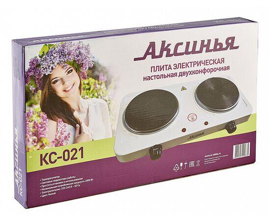 Электроплитка Аксинья КС-021 фото, изображение 2