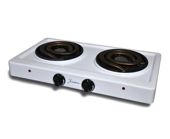 Электроплитка Злата-214Т белая фото
