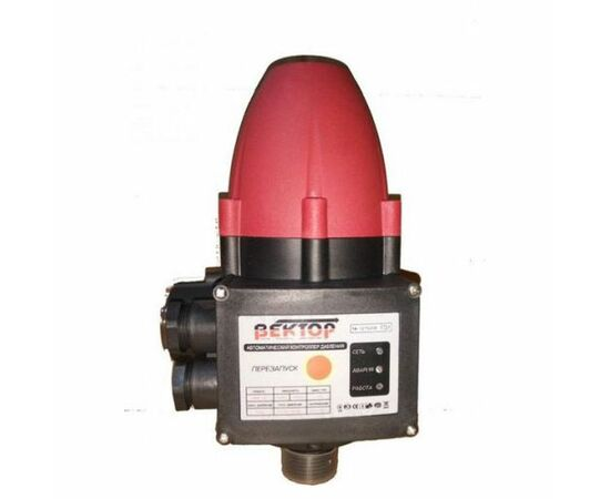 Контроллер давления ВЕКТОР  ВКД - 2М фото, изображение 2