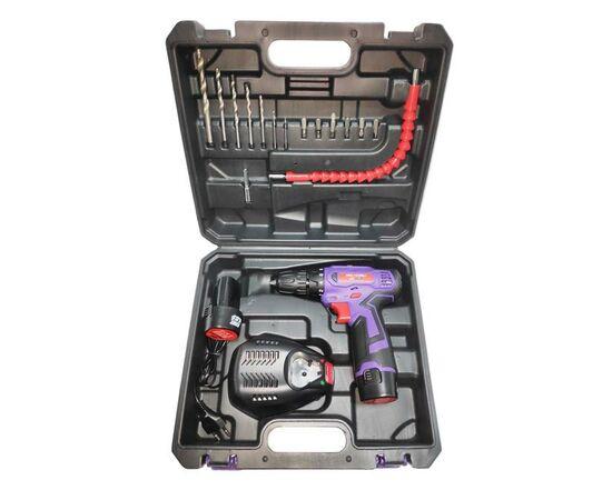 Шуруповерт аккумуляторный  WBR ABS-12/2NLi, изображение 3