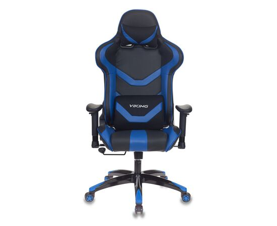 Игровое кресло Бюрократ Viking CH-772N/BL+BLUE фото, изображение 3