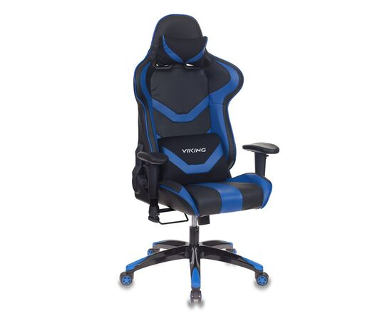Игровое кресло Бюрократ Viking CH-772N/BL+BLUE фото