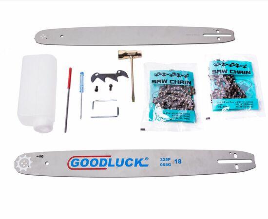 Бензопила GoodLuck  GL5200E фото, изображение 5