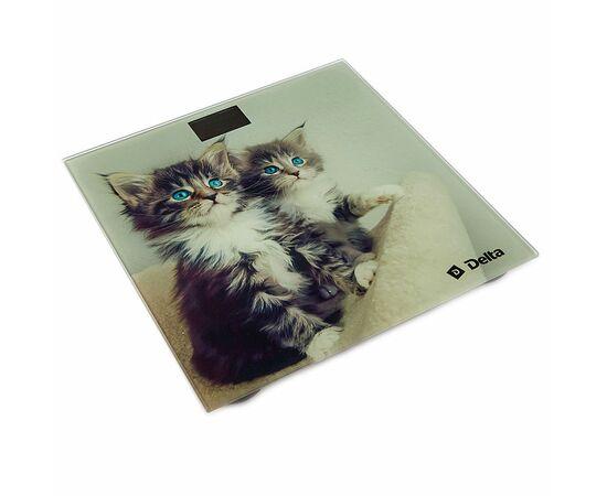 Весы напольные DELTA D-9228/1 Котята фото