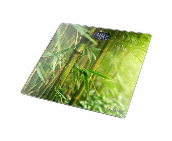 Весы напольные Lumme LU-1328 бамбуковый лес фото