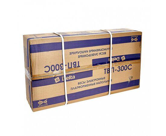 Весы торговые DELTA до 300кг/100г ТВП-300С фото, изображение 4