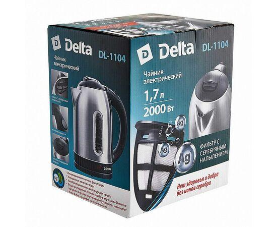 Электрочайник DELTA DL-1104 фото, изображение 7