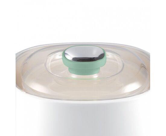 Йогуртница DELTA DL-8400 белая/серо-зеленая фото, изображение 6