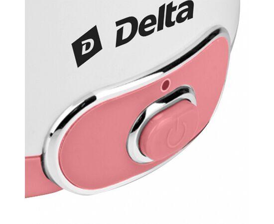 Йогуртница DELTA DL-8401 белая/розвая фото, изображение 5