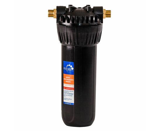 """Корпус Гейзер 10"""" х1/2"""" для горячей воды фото, изображение 2"""