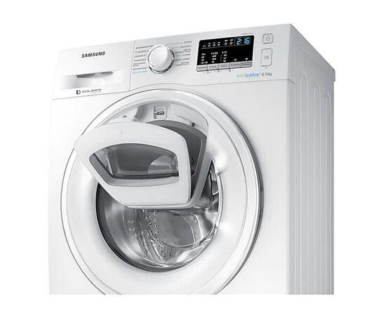 Стиральная машина автомат Samsung WW 65K42E08W фото, изображение 4