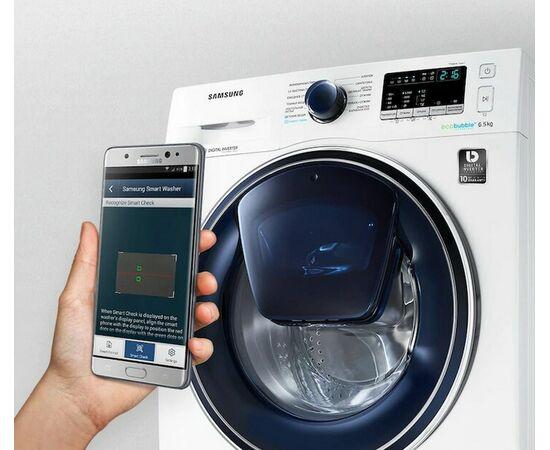 Стиральная машина автомат Samsung WW 65K42E09W фото, изображение 4