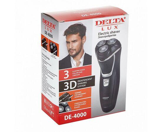 Электробритва DELTA LUX DE-4000 фото, изображение 4