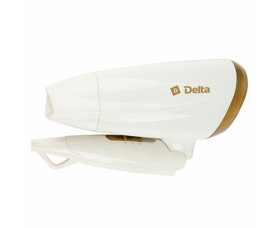 Фен DELTA DL-0914 белый