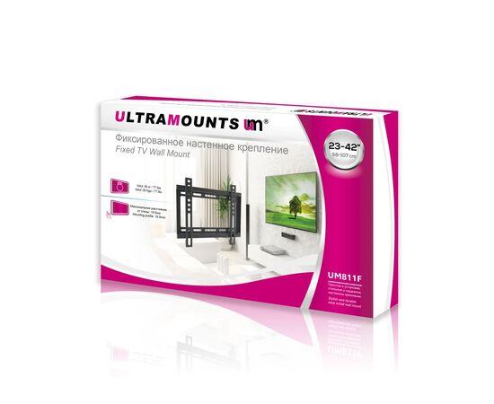 """Кронштейн """"Ultramounts"""" UM811F фиксированый  23-42 фото, изображение 3"""