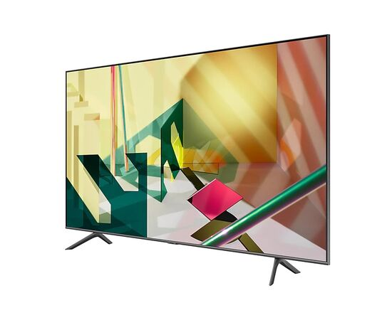 4K Телевизор безрамочный Smart QLED 55 дюймов Samsung QE55Q70TAU фото, изображение 3