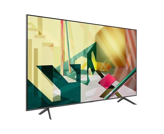 4K Телевизор безрамочный Smart QLED 55 дюймов Samsung QE55Q70TAU фото, изображение 2