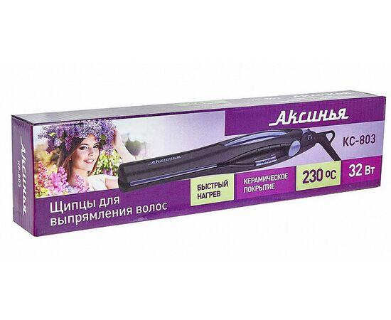 Выпрямитель (утюжок) для волос Аксинья КС-803, изображение 5